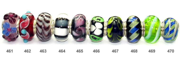 murano glass bead catalog